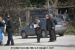 Πλήρης συντονισμός για το κίνημα της πατάτας στην Αρναία Χαλκιδικής