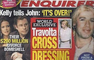 Ο John Travolta ντυμένος τραβεστί (Photos) - Φωτογραφία 1