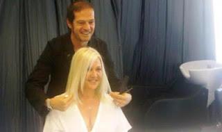 Η Ρούλα Κορομηλά με νέο look στα μαλλιά! - Φωτογραφία 1