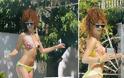 Ε. Φουρέιρα: Δείτε την με καυτό μαγιό! - Φωτογραφία 4