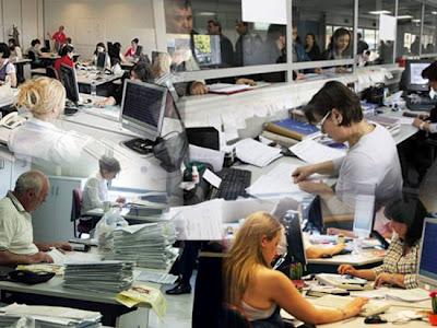 Έρευνα: Πόσοι δημόσιοι υπάλληλοι είναι στην περιοχή σας - Φωτογραφία 1