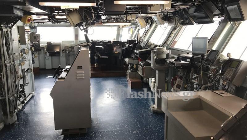 Οι Έλληνες του USS George Bush (Φωτό - Βίντεο) - Φωτογραφία 13