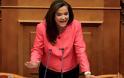 Σφοδρή σύγκρουση ΣΥΡΙΖΑ - Μπακογιάννη για την «ποινικοποίηση της καθυστέρησης στη διαπραγμάτευση»