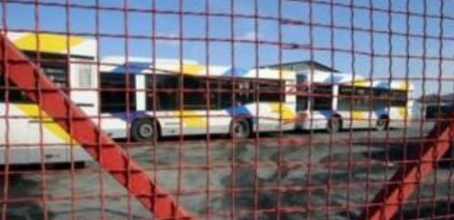 Νέες φθορές σε ακυρωτικά μηχανήματα λεωφορείων - Φωτογραφία 1
