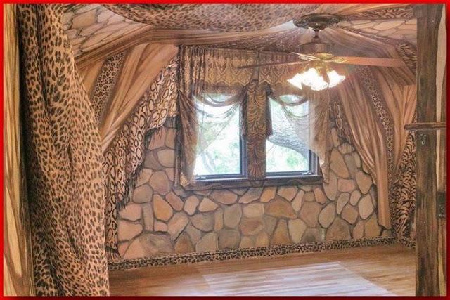 Για 35 χρόνια έφτιαχνε το σπίτι των ονείρων της... Το εσωτερικό του δεν μοιάζει με κανένα από όσα σπίτια έχετε δει μέχρι σήμερα - Φωτογραφία 8