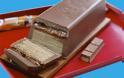 Φτιάξτε ένα γιγάντιο Kit Kat με 2 μόνο υλικά!!!