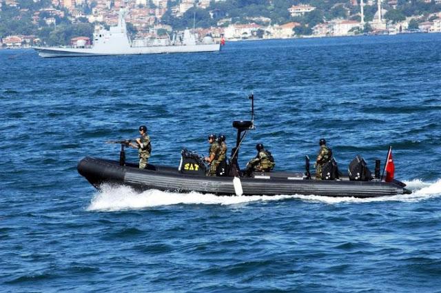 Τι είναι η Διμοιρία Θανάτου του τουρκικού ναυτικού στην οποία ανήκουν οι δύο συλληφθέντες Τούρκοι στρατιωτικοί [photos] - Φωτογραφία 5