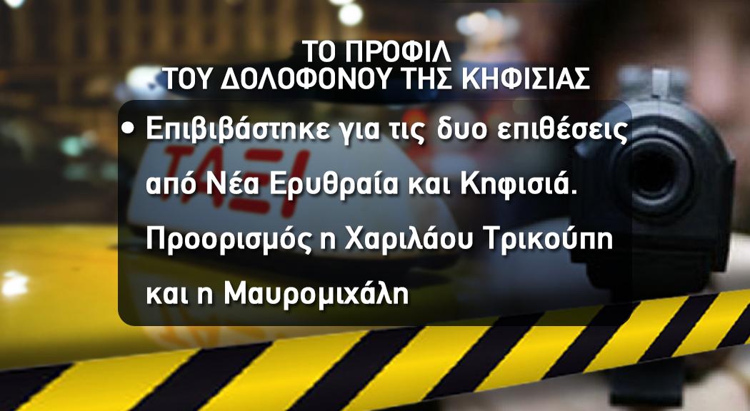 Βόμβα από Νικολούλη; Νέα στοιχεία για την ταυτότητα του δολοφόνου του ταξιτζή στην Κηφισιά - Φωτογραφία 4