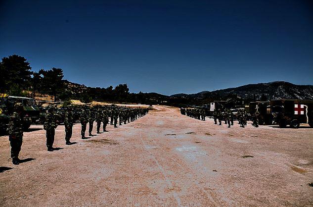 15 μέσα, 1 έξω: αυτά είναι τα 5 πιο «μαύρα» στρατόπεδα στην Ελλάδα! - Φωτογραφία 1