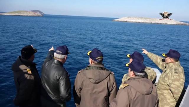 «Δημοψήφισμα» για τα 18 ελληνικά νησιά του Αιγαίου που αμφισβητεί η Τουρκία θέλει να κάνει ο Ερντογάν! - Φωτογραφία 1