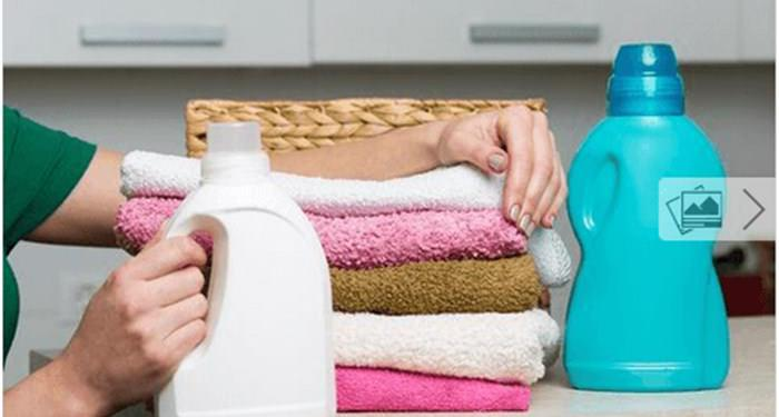 Σπιτικό μαλακτικό ρούχων με φυσικά υλικά για να αποφύγετε τις τοξίνες - Φωτογραφία 1
