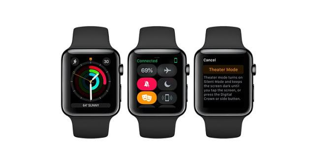 Η Apple κυκλοφόρησε το watchOS 3.2 beta 7 - Φωτογραφία 1