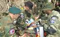 Άσκηση διάσωσης πολυτραυματία και παροχής πρώτων βοηθειών από την Μονάδα Εφέδρων Καταδρομών Μ.Ε.Κ.