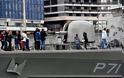 Επίσκεψη Κοινού σε Πολεμικά Πλοία για τον Εορτασμό της 25ης Μαρτίου 1821 στον Πειραιά