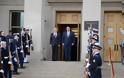 Δήλωση ΥΕΘΑ Πάνου Καμμένου μετά τη συνάντησή του με τον Αμερικανό Υπουργό Άμυνας James Mattis στην Ουάσιγκτον