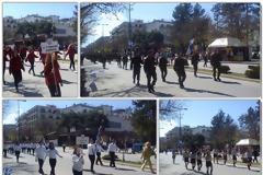 ΓΙΑΝΝΕΝΑ - Με ηλιοφάνεια η παρέλαση για την επέτειο της 25ης Μαρτίου
