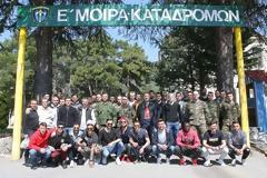 Στο στρατόπεδο της Ε' Μ.Κ η ομάδα της Δόξα Δράμας