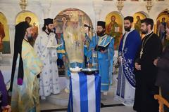 Εορτασμός Ευαγγελισμού της Θεοτόκου στο 401 ΓΣΝ Αθηνών