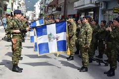 ΒΙΝΤΕΟ - Τελετή Αποκάλυψης Στρατιωτικών Σημαιών για πρώτη φορά στην Ξάνθη