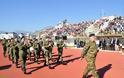 Διάθεση Στρατιωτικής Μουσικής στους Πανελλήνιους Σχολικούς Αγώνες Ποδοσφαίρου στα Ιωάννινα