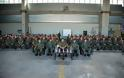 Επίσκεψη Α/ΓΕΣ Αντγου Αλκ. Στεφανή στο Στρατιωτικό Αεροδρόμιο Μεγάρων
