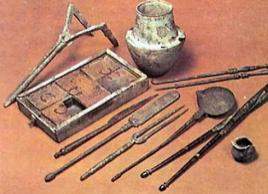 Γιατί τα Ιατρικά Εργαλεία των Αρχαίων Ελλήνων είναι Ίδια με τα Σημερινά! - Φωτογραφία 1