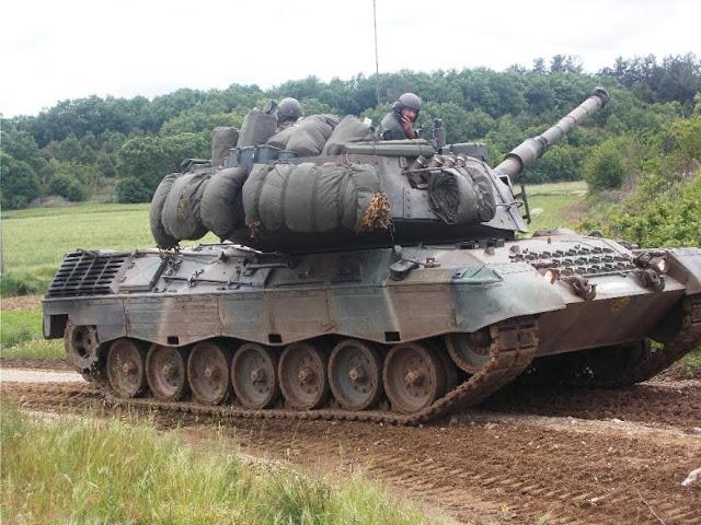 Επιχειρησιακή Εκπαίδευση 50 Μηχανοκίνητης Ταξιαρχίας - Φωτογραφία 1