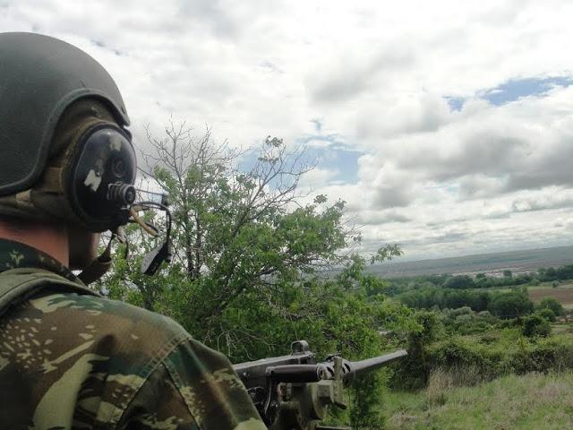 Επιχειρησιακή Εκπαίδευση 50 Μηχανοκίνητης Ταξιαρχίας - Φωτογραφία 6