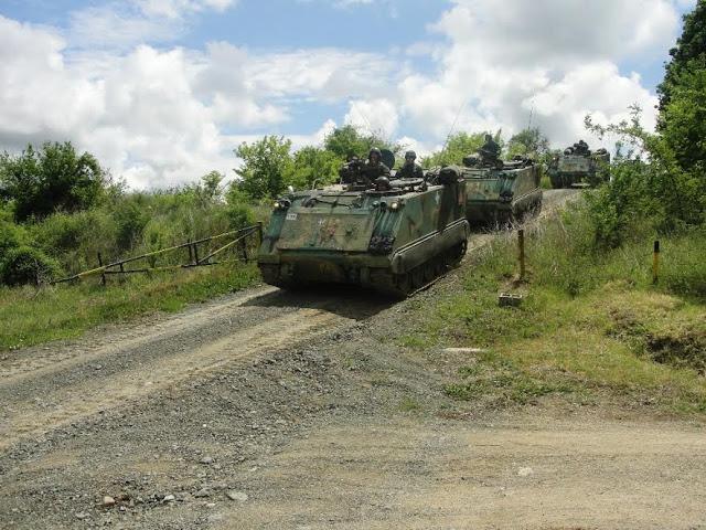 Επιχειρησιακή Εκπαίδευση 50 Μηχανοκίνητης Ταξιαρχίας - Φωτογραφία 8