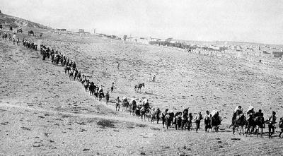 Ημέρα Μνήμης της Γενοκτονίας των Ελλήνων του Πόντου: Οι πορείες θανάτου που εξόντωσαν χιλιάδες - Φωτογραφία 1