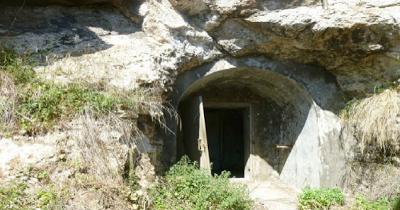 Το άγνωστο καταφύγιο κάτω από τον Εθνικό Κήπο - Φωτογραφία 1