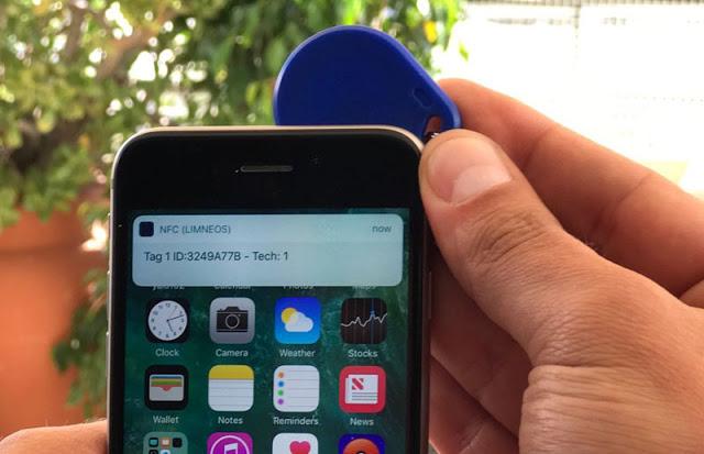 Ξεκλείδωσαν οι δυνατότητες του NFC στα iphone και η επιτυχία έχει όνομα Ελληνικό - Φωτογραφία 1