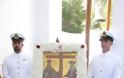 Η εορτή των Αγίων Κωνσταντίνου και Ελένης στο Ναύσταθμο Σαλαμίνας