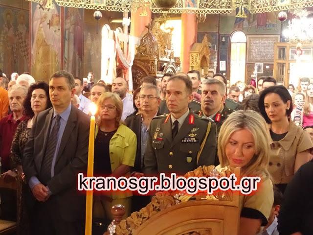 ''Χακί'' εκπροσώπηση στον εορτασμό της ημέρας μνήμης της γενοκτονίας των Ποντίων στη Λάρισα - Φωτογραφία 7