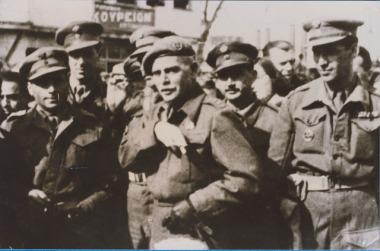 Αυτός που ίδρυσε τις Δυνάμεις Καταδρομών στην Ελλάδα ( 21 Μαΐου 1956) - Φωτογραφία 2