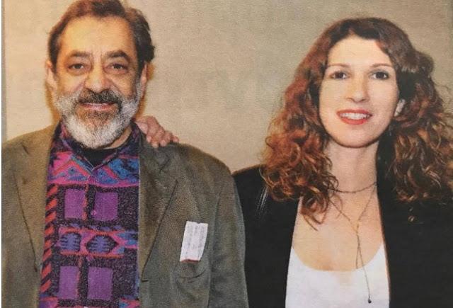 Ιντριγκα; Η νέα σύντροφος του Α. Καφετζόπουλου είναι πρώην γυναίκα συναδέλφου του - Δείτε με ποιον ηθοποιό ήταν παντρεμένη [photos] - Φωτογραφία 5
