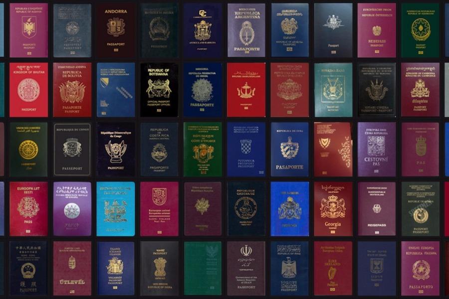 Το πιο σπάνιο διαβατήριο στον κόσμο που το έχουν μόνο 3 άνθρωποι - Φωτογραφία 1