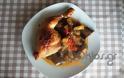 Η συνταγή της Ημέρας: Κοτόπουλο με λαχανικά στη γάστρα