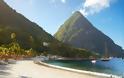 ST. LUCIA'S SUGAR BEACH Γαλαζοπράσινο όνειρο εκατομμυρίων δολαρίων - Φωτογραφία 2