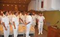 Ομιλία Αρχηγού ΓΕΝ σε Προσωπικό του Πολεμικού Ναυτικού