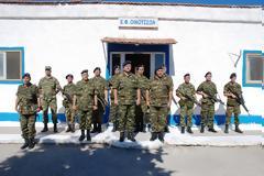 Επίσκεψη Γενικού Επιθεωρητή Στρατού - Υπαρχηγού ΓΕΣ στην 96 ΑΔΤΕ «ΧΙΟΣ»