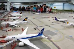 Το μεγαλύτερο αεροδρόμιο – μινιατούρα στον κόσμο
