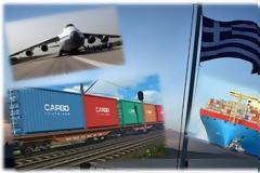 Σιδηροδρομικη Εγνατια  Η Ελλάδα ταράζει τα νερά στον παγκόσμιο χάρτη μεταφοράς προϊόντων