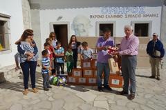 ΕΑΑΣ Ξάνθης: Μεγάλη Ανταπόκριση στην έκκληση για βοήθεια Eλληνικών Σχολείων Χιμάρας και Αργυροκάστρου (ΦΩΤΟ-ΕΥΧΑΡΙΣΤΗΡΙΑ)