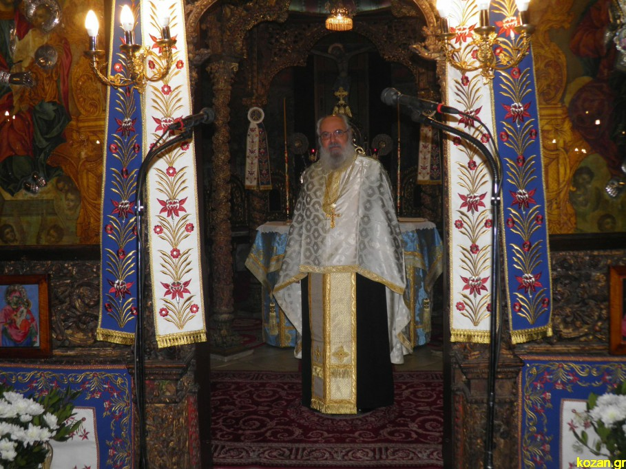 Η Κοζάνη υποδέχτηκε την εικόνα του Αγίου Νικολάου από τη Ρωσία - Φωτογραφία 3