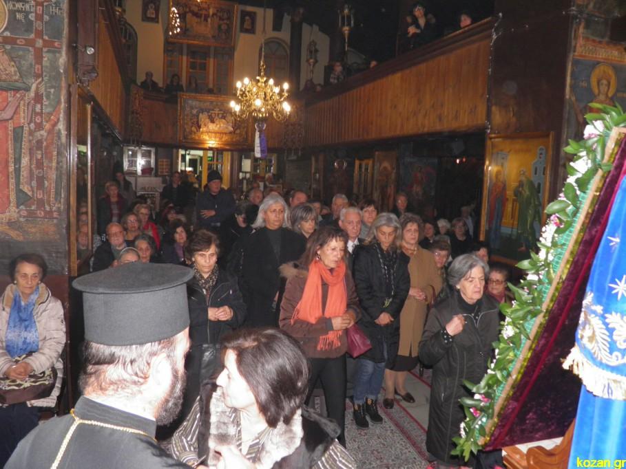 Η Κοζάνη υποδέχτηκε την εικόνα του Αγίου Νικολάου από τη Ρωσία - Φωτογραφία 4