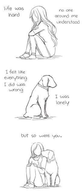 Έχασε τον σκύλο της και σχεδίασε ένα κόμικ που θα σε κάνει να δακρύσεις - Φωτογραφία 2