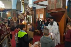 Ο ΑΕΤΟΣ γιόρτασε τον πολιούχο του Άγιο Σπυρίδωνα! (εικόνες)