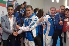 «Σάρωσε» ο ΚΕΝΤΑΥΡΟΣ ΑΣΤΑΚΟΥ - 2 χρυσά, 1 ασημένιο, 5 Χάλκινα, 2 τέταρτες θέσεις στο διεθνές Πρωτάθλημα ταεκβοντό στη ΒΟΥΛΓΑΡΙΑ!