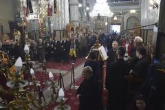Η Ιερά Πόλη Μεσολογγίου τίμησε τον Άγιο Σπυρίδωνα